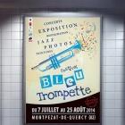 Bleu Trompette